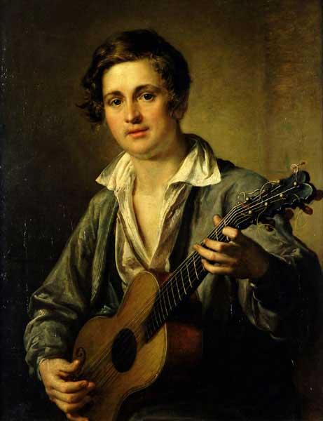 Гитара и живопись - Гитара в живописи - Изображения - Rbs51Lab